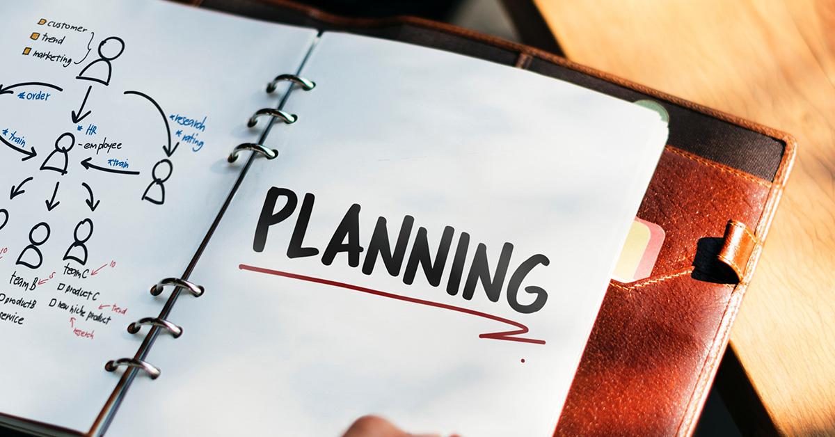 planovanie-financie Neviete ušetriť peniaze? Vyskúšajte finančný plán!