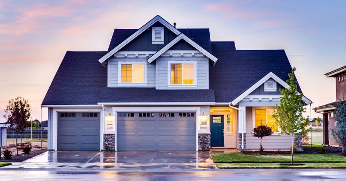 krasny dizajnovy moderny dom