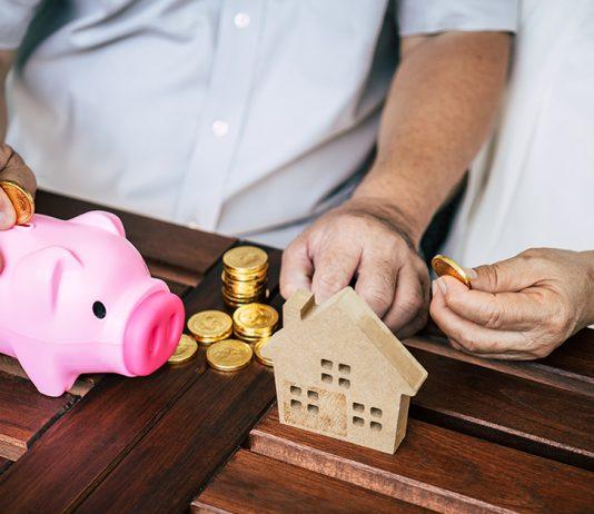 šetrenie na dôchodok